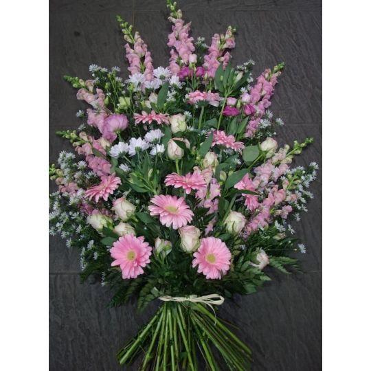 Gerbe de fleurs variées