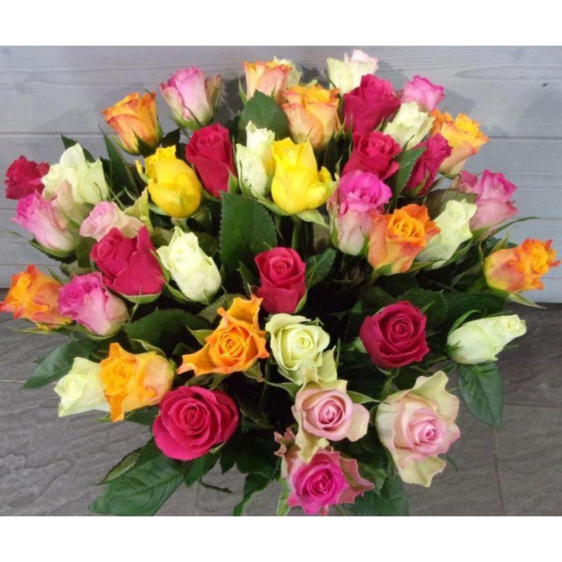 Livraison De Fleurs A Reims Bouquet De Roses