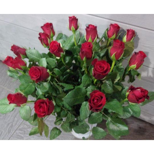 Livraison de fleurs reims bouquet de roses rouge for Bouquet de fleurs 20 ans